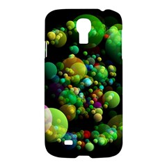 Abstract Balls Color About Samsung Galaxy S4 I9500/I9505 Hardshell Case
