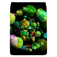 Abstract Balls Color About Flap Covers (L)