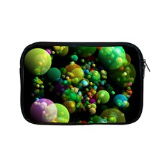 Abstract Balls Color About Apple iPad Mini Zipper Cases