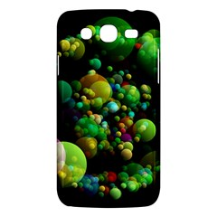 Abstract Balls Color About Samsung Galaxy Mega 5.8 I9152 Hardshell Case