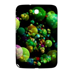 Abstract Balls Color About Samsung Galaxy Note 8.0 N5100 Hardshell Case