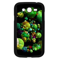 Abstract Balls Color About Samsung Galaxy Grand DUOS I9082 Case (Black)