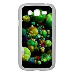 Abstract Balls Color About Samsung Galaxy Grand DUOS I9082 Case (White)