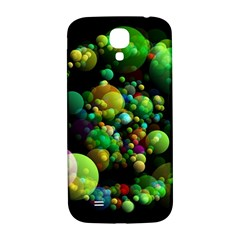 Abstract Balls Color About Samsung Galaxy S4 I9500/I9505  Hardshell Back Case