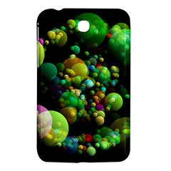 Abstract Balls Color About Samsung Galaxy Tab 3 (7 ) P3200 Hardshell Case