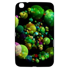 Abstract Balls Color About Samsung Galaxy Tab 3 (8 ) T3100 Hardshell Case
