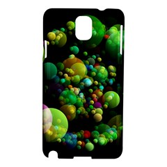 Abstract Balls Color About Samsung Galaxy Note 3 N9005 Hardshell Case