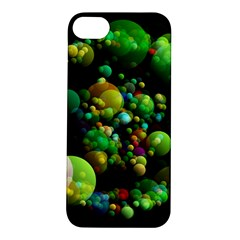 Abstract Balls Color About Apple iPhone 5S/ SE Hardshell Case