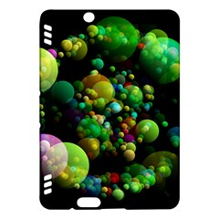 Abstract Balls Color About Kindle Fire HDX Hardshell Case