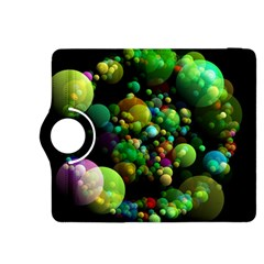Abstract Balls Color About Kindle Fire HDX 8.9  Flip 360 Case