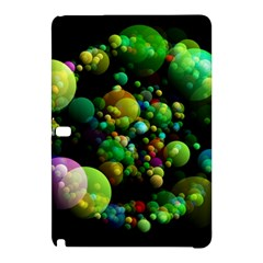 Abstract Balls Color About Samsung Galaxy Tab Pro 10.1 Hardshell Case