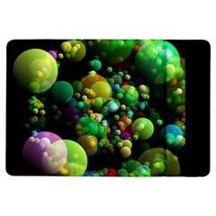 Abstract Balls Color About iPad Air Flip
