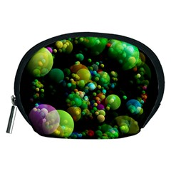 Abstract Balls Color About Accessory Pouches (Medium)