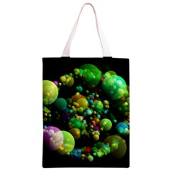 Abstract Balls Color About Classic Light Tote Bag