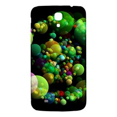Abstract Balls Color About Samsung Galaxy Mega I9200 Hardshell Back Case