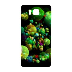 Abstract Balls Color About Samsung Galaxy Alpha Hardshell Back Case