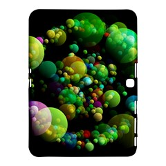 Abstract Balls Color About Samsung Galaxy Tab 4 (10.1 ) Hardshell Case