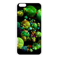 Abstract Balls Color About Apple Seamless iPhone 6 Plus/6S Plus Case (Transparent)