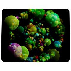 Abstract Balls Color About Jigsaw Puzzle Photo Stand (Rectangular)