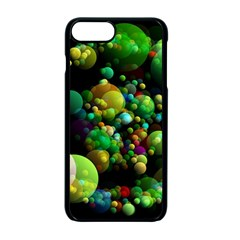 Abstract Balls Color About Apple iPhone 7 Plus Seamless Case (Black)