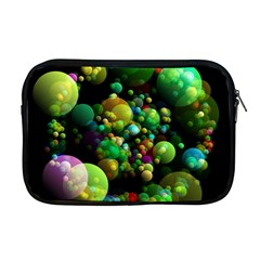 Abstract Balls Color About Apple MacBook Pro 17  Zipper Case