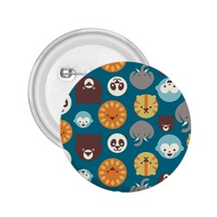 Animal Pattern 2.25  Buttons