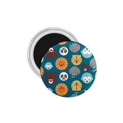 Animal Pattern 1.75  Magnets