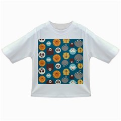 Animal Pattern Infant/Toddler T-Shirts