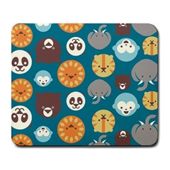 Animal Pattern Large Mousepads