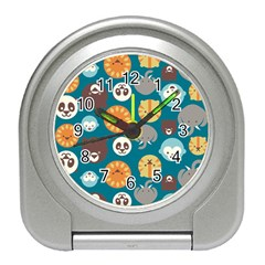 Animal Pattern Travel Alarm Clocks