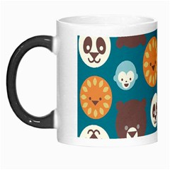 Animal Pattern Morph Mugs
