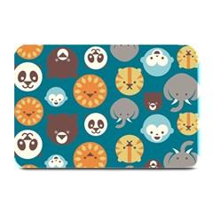 Animal Pattern Plate Mats