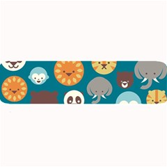 Animal Pattern Large Bar Mats