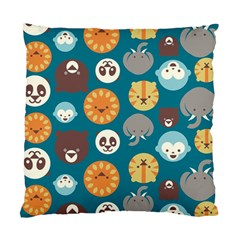 Animal Pattern Standard Cushion Case (One Side)
