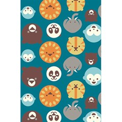Animal Pattern 5.5  x 8.5  Notebooks