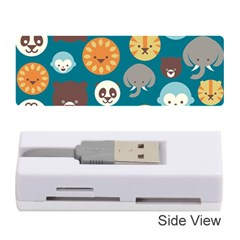 Animal Pattern Memory Card Reader (Stick)