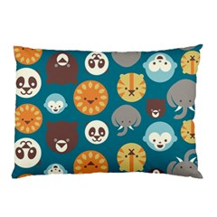 Animal Pattern Pillow Case (Two Sides)