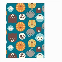 Animal Pattern Large Garden Flag (Two Sides)