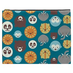 Animal Pattern Cosmetic Bag (XXXL)