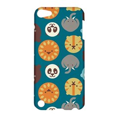 Animal Pattern Apple iPod Touch 5 Hardshell Case