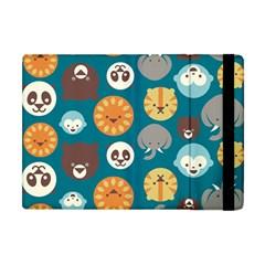 Animal Pattern Apple iPad Mini Flip Case