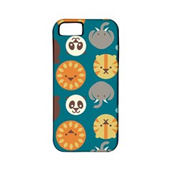 Animal Pattern Apple iPhone 5 Classic Hardshell Case (PC+Silicone)