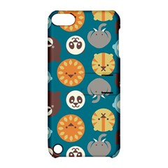 Animal Pattern Apple iPod Touch 5 Hardshell Case with Stand