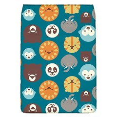 Animal Pattern Flap Covers (L)