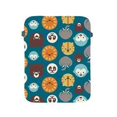 Animal Pattern Apple iPad 2/3/4 Protective Soft Cases