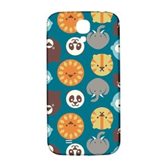 Animal Pattern Samsung Galaxy S4 I9500/I9505  Hardshell Back Case