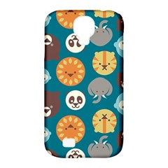 Animal Pattern Samsung Galaxy S4 Classic Hardshell Case (PC+Silicone)