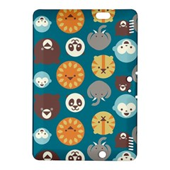 Animal Pattern Kindle Fire HDX 8.9  Hardshell Case