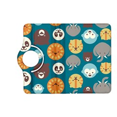 Animal Pattern Kindle Fire HD (2013) Flip 360 Case