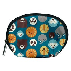 Animal Pattern Accessory Pouches (Medium)